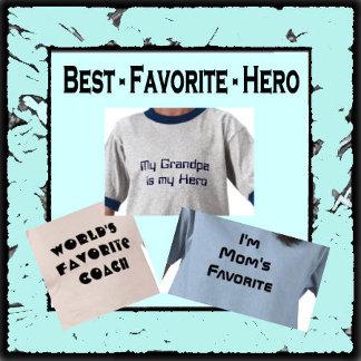 Best - Favorite - Hero