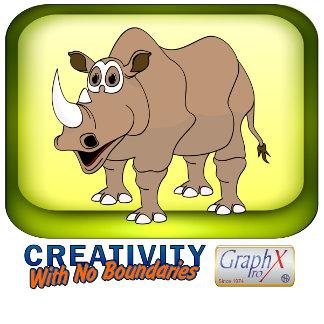 Rhino Cartoons