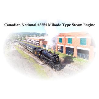 Canadian National #3254 Mikado Type Steam Engine
