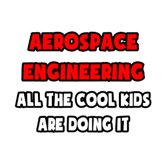 Funny Aerospace Engineer Shirts and Gifts