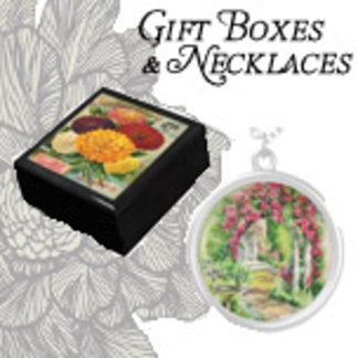 Necklaces & Gift Boxes