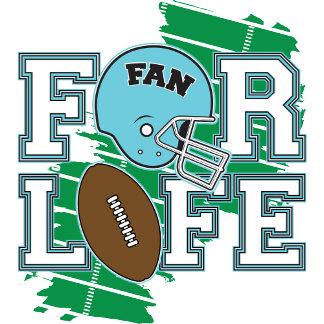 Football Fan Light Blue