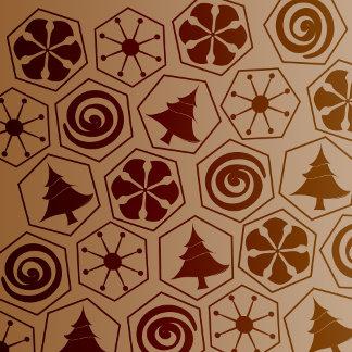Chocolate Brown Christmas Fun