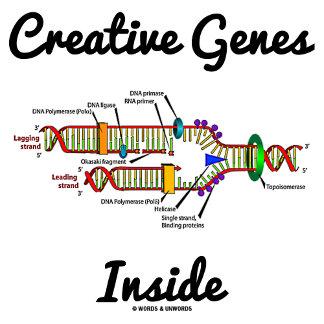 Creative Genes Inside (DNA Replication)