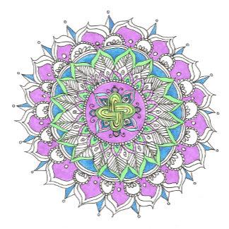 Mandalas and Coloring Cards