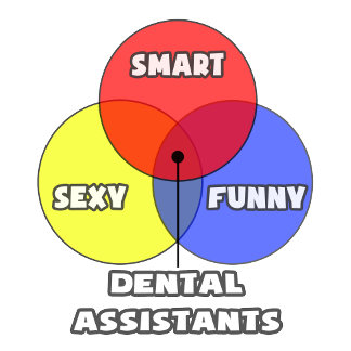 Venn Diagram .. Dental Assistants