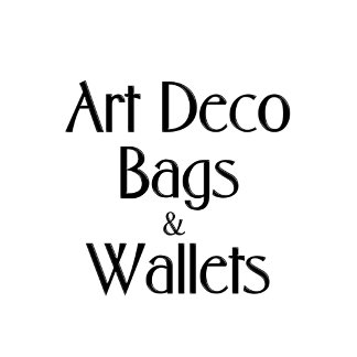 Art Deco Wallets / Bags