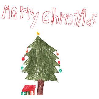 Merry Christmas Tree & Presents