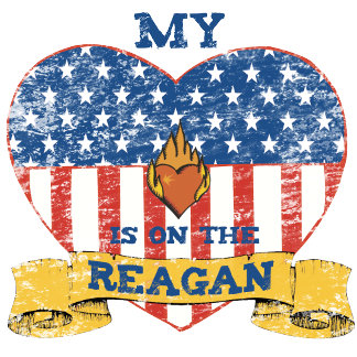 My Heart is on the Reagan