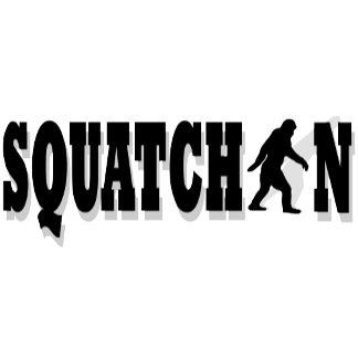 Squatchin black