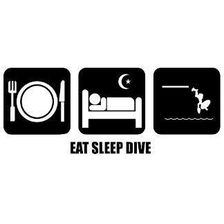 eat sleep dive