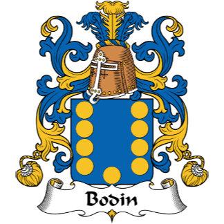 Bodin Family Crest