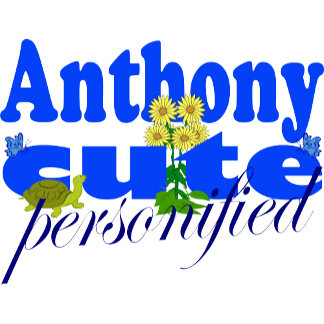 Cute Anthony