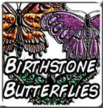 Birthstone Butterflies Line