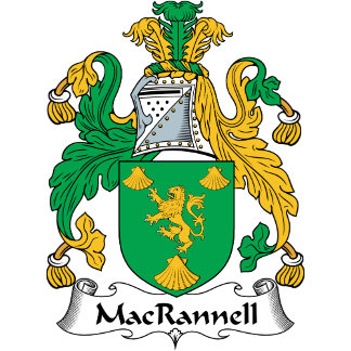 MacRannell Coat of Arms