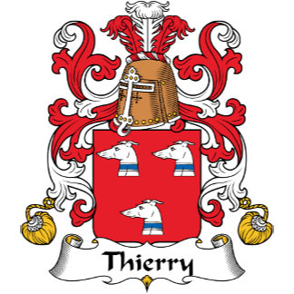 Thierry Family Crest