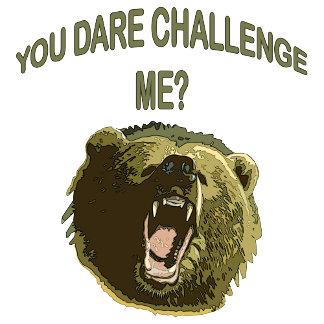 Challenge Me Bear
