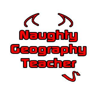 Naughty Geography Teacher