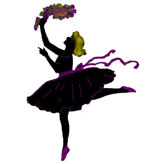 Ballet Dancer *113 items,