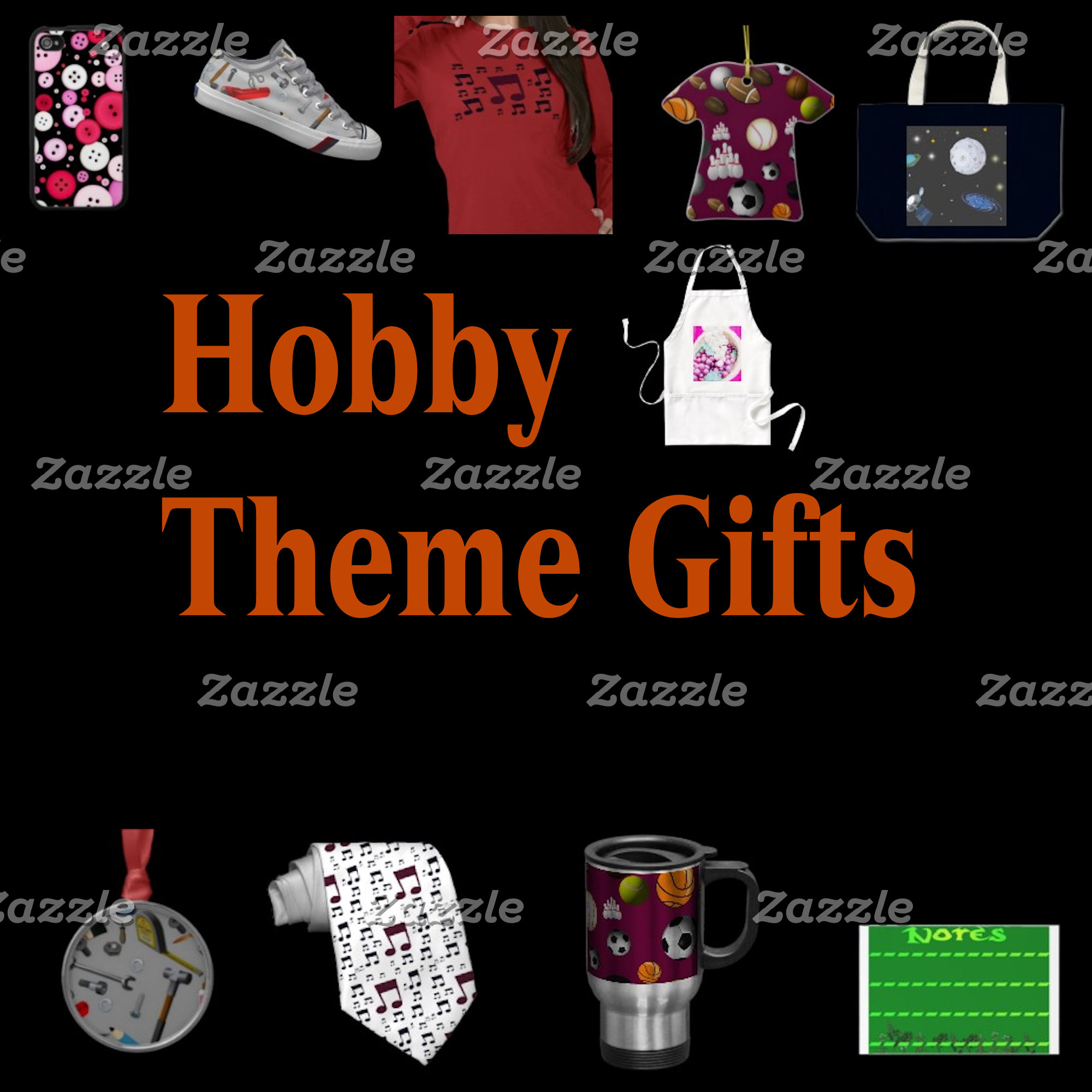 Hobby Theme Gifts