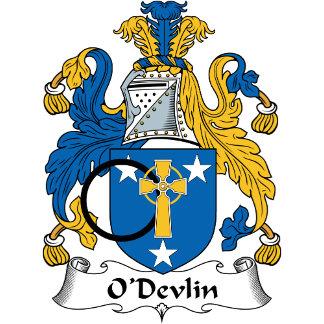 O'Devlin Coat of Arms