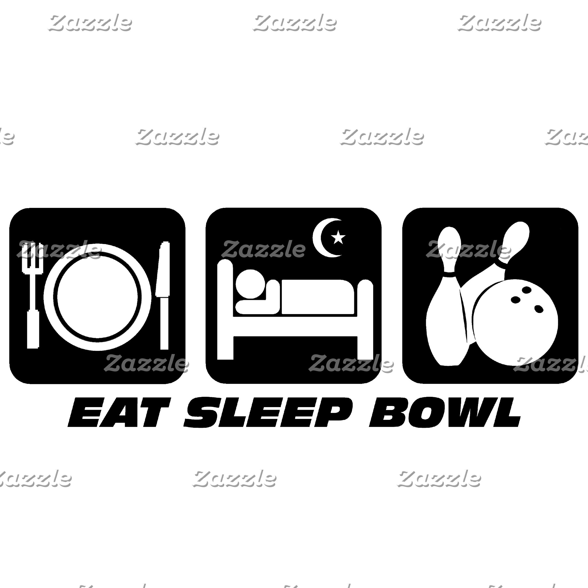 Eat sleep bowl