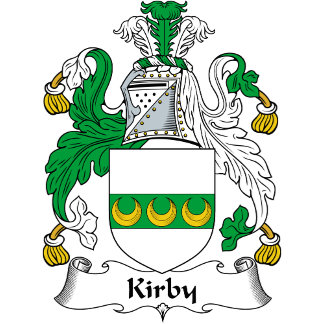 Kirby Family Crest