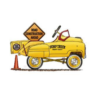 Peddle Truck Peddle Car