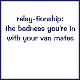 Relaytionship: the badness you are in ...