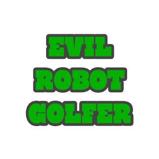 Evil Robot Golfer