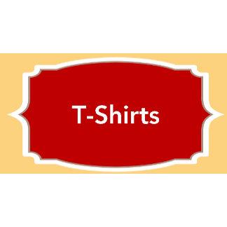 Tees, Tee Shirts, T-Shirts