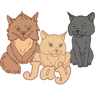 Personalized Jay Cat Lover