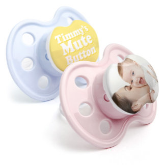 New Pacifiers