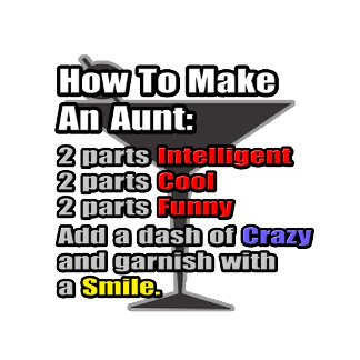 How To Make an Aunt