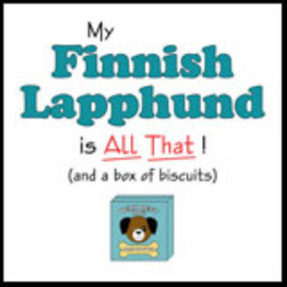 My Finnish Lapphund is All That!