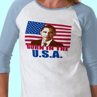 OBAMA Born in the USA