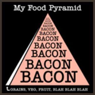 Bacon Food Pyramid