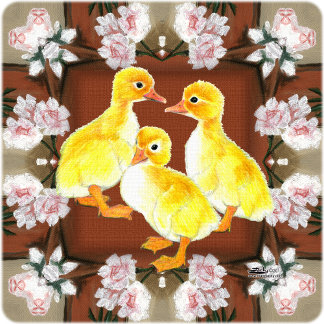 Ducklings and Roses