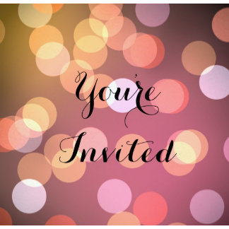 Invitation and related
