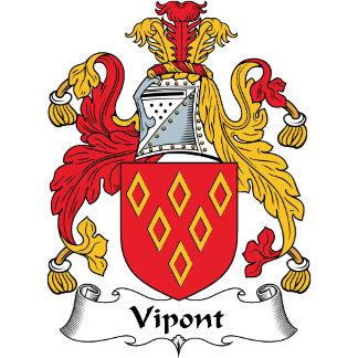 Vipont Family Crest