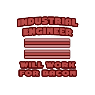 Industrial Engineer .. Will Work For Bacon
