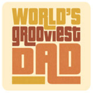 World's Grooviest Dad