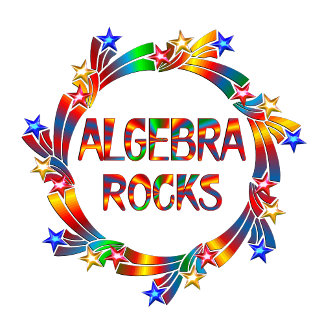 Algebra Rocks