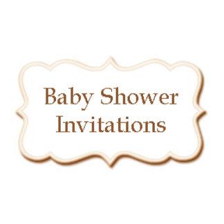 • Baby Shower Invitations