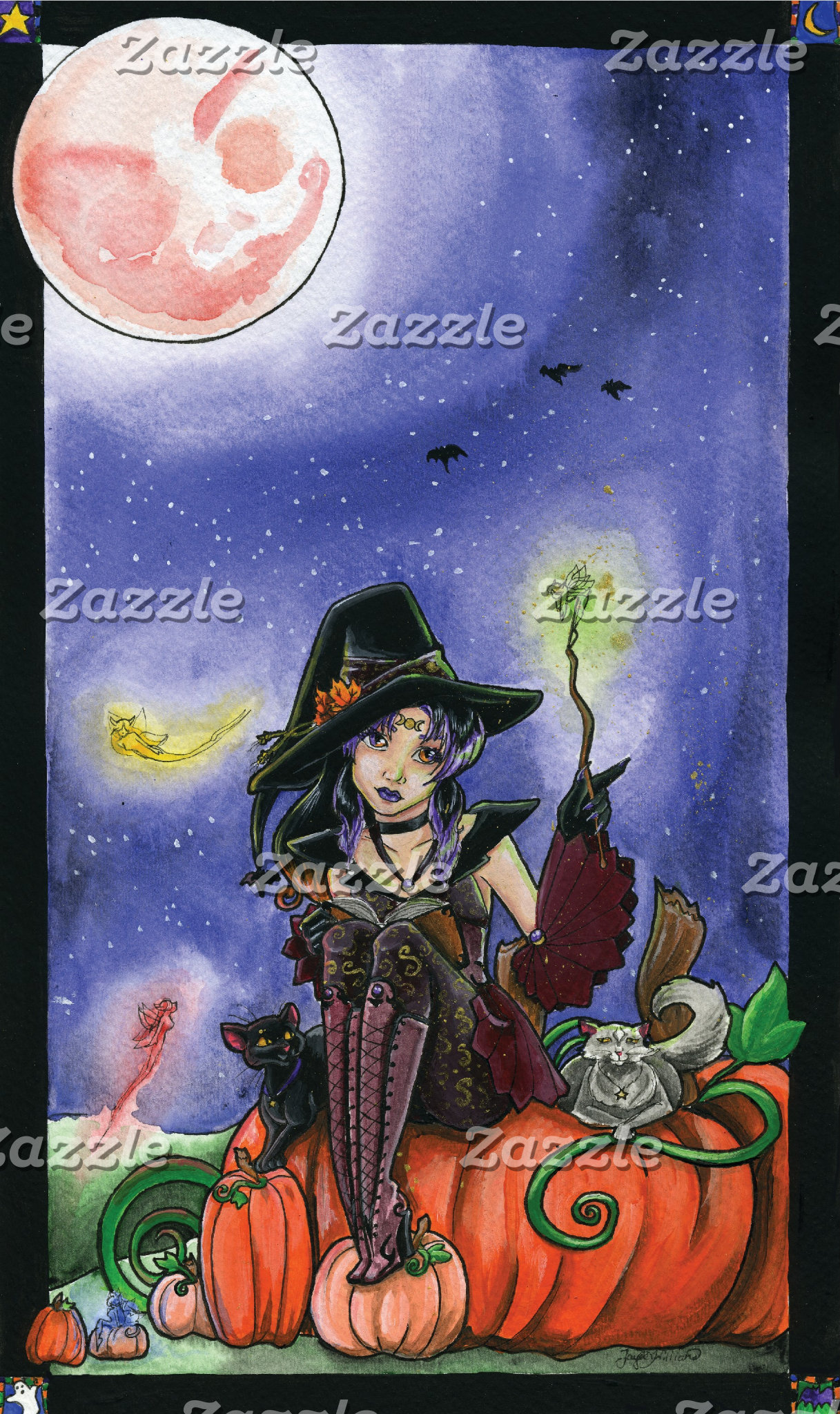 Hester the Witch, and Witches in General
