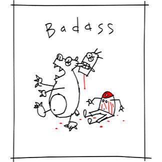 Badass Bear Guy