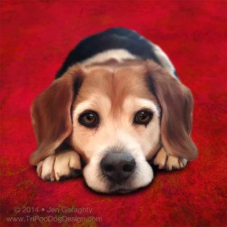 "Beagle ""Banjo"""
