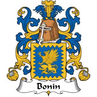 Bonin Family Crest