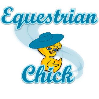 Equestrian Chick #3