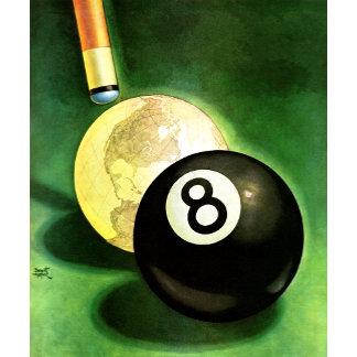 World as Cue Ball